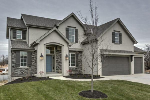 Don julian builders overland ridge for Trademark quality homes floor plans